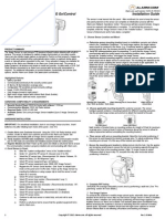 2GIG IMAGE1 PIR Motion Image Sensor Install Guide