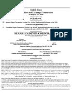 SHC_2014_Form_10-K