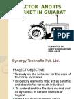 Tractor market analysis in Gujarat