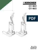 Tornado CV48 User Manual
