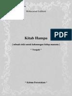 Kitab Hampa