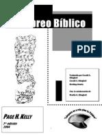 Curso Sencillo Hebreo Biblico Excelente