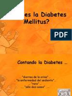 Histología de diabetes Mellitus