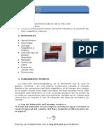 Informe 10 - Induccion Electromagnetica