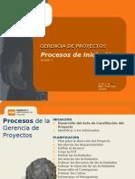 Session 03 - Procesos de Iniciación