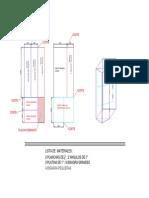 planos de caja metalica