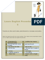 26099 Learn English Proverbs5