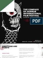 The Compass of Horror International Film Festival Programme (2006)