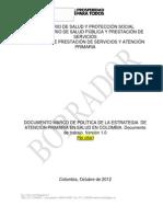 1. Documento Marytryrtyrtyión Primaria en Salud