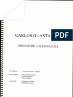 Carlos Guastavino Por Gabriela Sciaroni