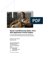 Server Load-Balancing Guide, Cisco ACE Application Control Engine