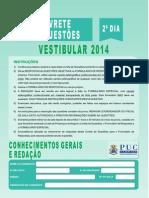 Vestibular 2014 Prova Geral