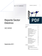 092011 Systep Reporte Sector Electrico