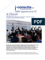 24-03-2015 E-Consulta,Com - Inaugura RMV Espacios en La UT de Tehuacán