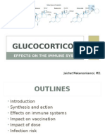 Glucocorticoid Effects on the Immune System