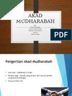 Akad Mudharabah