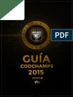 Guia CODChamps 2015 - DexertoESP + OGSeries
