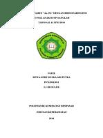 Resume Rhinofaringitis Fix