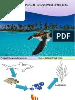 Kebijakan Konservasi Jenis Ikan