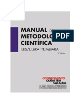 Manual de Metodologia ILES 2014
