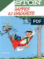 Gaston Lagaffe T00 Gaffes Et Gadgets