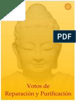 Votos Reparación Purificación