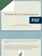 Teorias Envejecimiento UST PDF