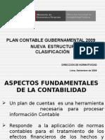 Plan de Cuentas Gubernamental