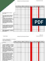 planificación 4 Lengua Castellana Plan Común  2008