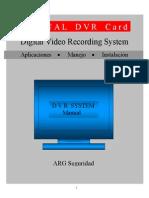 Manual DVR Techwell