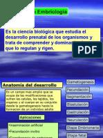Histologia y Embriologia