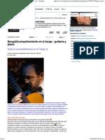 [Tango]Acompañamiento en El Tango - Guitarra y Piano - Taringa!