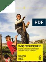 Az Amnesty International Csíkszeredát elmarasztaló jelentése
