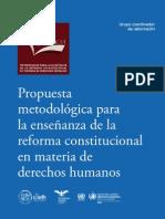 Propuesta metodologica