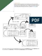 Setting Up Blueprints in Dassault CATIA