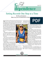 Aging and Independence Services- AIS e bulletin-April 2015