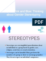 beyond pink and blue powerpoint lesson plan-2