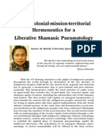 Postcolonial hermeneutics