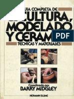 Guia Completa de Escultura Modelado y Ceramica-libre