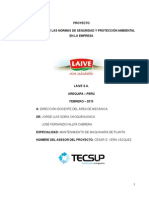 PROYECTO LAIVE