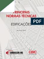 Principais Normas Tecnicas Edificacoes