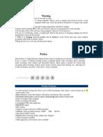 Sj4000wifi English Manual