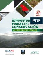 Incentivos Fiscales para la Conservación