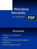 3G Wireless Security
