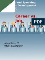 English for career development
