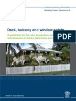 deck balcony & window safety guideline