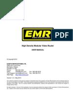 EMR Video User Manual 1v3_1