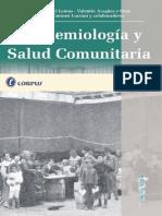 Epidemiologia y salud comunitaria