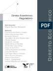 Direito Economico Regulatorio - - Serie GVLaw