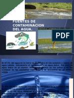 Fuentes Contaminacion Del Agua